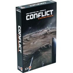 High Frontier 4 All: Module 3 - Conflict Expansion (2020) - разширение за настолна игра