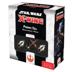 Star Wars: X-Wing Miniatures Game - Phoenix Cell Squadron Pack in Star Wars: X-Wing