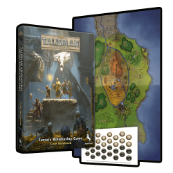 Talisman Adventures RPG Core Rulebook (2021, Hardcover) in Other RPGs