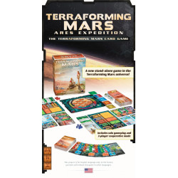 (Pre-order) Terraforming Mars: Ares Expedition Card Game (2021) - настолна игра
