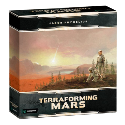 (Pre-order) Terraforming Mars: Small Box Board Game