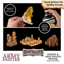 The Army Painter - Gamemaster Terrain Primer: Desert & Arid Wastes (300ml) в Army Painter спрейове