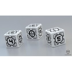 The Expanse RPG: Belter Dice Set (6) in Dice sets