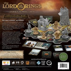 (Pre-order) The Lord of the Rings: Journeys in Middle-earth - Spreading War Expansion (2021) - разширение за настолна игра