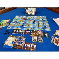 Tiny Epic Pirates (Retail Edition, 2021) - настолна игра