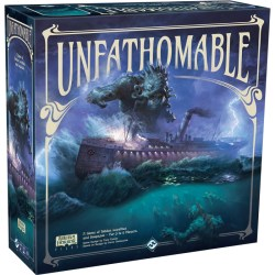 (Pre-order) Unfathomable Board Game (2021) - настолна игра