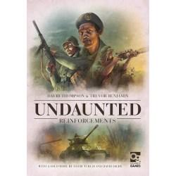 (Pre-order) Undaunted: Reinforcements Expansion (2021) - настолна игра