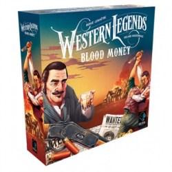 (Pre-order) Western Legends: Blood Money Expansion (2021) - разширение за настолна игра