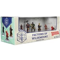 Dungeons & Dragons Fantasy Miniatures: Critical Role - Factions of Wildemount: Dwendalian Empire Box Set in D&D Miniatures