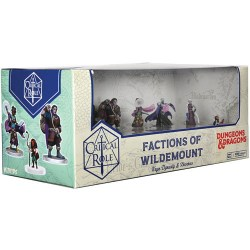 Dungeons & Dragons Fantasy Miniatures: Critical Role - Factions of Wildemount:  Kryn Dynasty & Xhorhas Box Set в D&D и други RPG / D&D Миниатюри