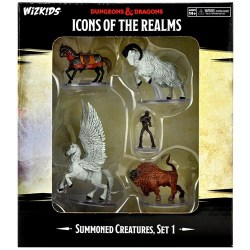 Dungeons & Dragons Fantasy Miniatures: Icons of the Realms - Summoned Creatures Box Set 1 в D&D и други RPG / D&D Миниатюри