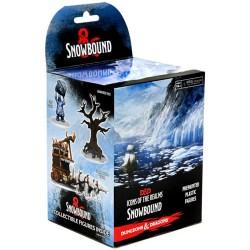 Dungeons & Dragons Fantasy Miniatures: Icons of the Realms - Snowbound (4 miniatures) в D&D и други RPG / D&D Миниатюри