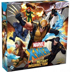 X-Men: Mutant Insurrection (2021) Board Game