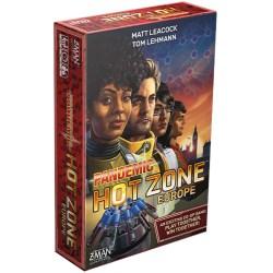 (Pre-order) Pandemic: Hot Zone - Europe (2021) - кооперативна настолна игра