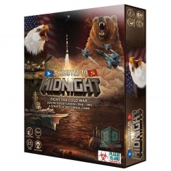 (Pre-order) 2 Minutes to Midnight (2022) - настолна игра