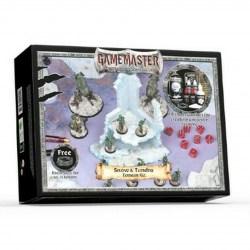 The Army Painter - Gamemaster Snow & Tundra Terrain Kit в The Army Painter бои и др.