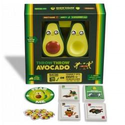 Throw Throw Avocado (2021) - парти настолна игра от издателите на Exploding Kittens