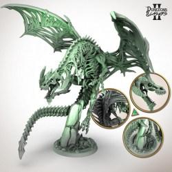Dungeons & Lasers: Thall the Defiler Figure в D&D и други RPG / D&D Миниатюри