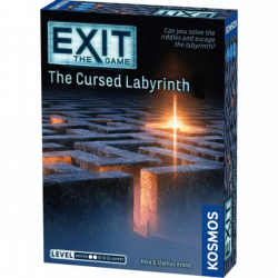 Exit: The Game - The Cursed Labyrinth (2021)