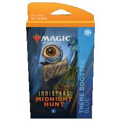 MTG: Innistrad: Midnight Hunt Theme Booster - Blue (1 бустер) в MTG Theme Boosters