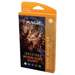 MTG: Innistrad: Midnight Hunt Theme Booster - Werewolves (1 бустер) в MTG Theme Boosters