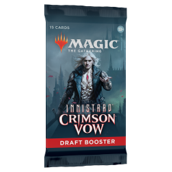 (Pre-order) MTG: Innistrad: Crimson Vow Draft Booster (1) в Magic: the Gathering
