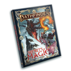 Pathfinder RPG 2nd Edition: Secrets of Magic (Hardcover, 2021) in Pathfinder 2nd Edition Books