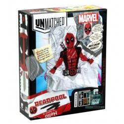 (Pre-order) Unmatched: Marvel Deadpool (2021) - разширение за настолна игра