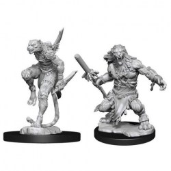 Magic: The Gathering Unpainted Miniatures: Wave 3 Nacatls в D&D и други RPG / D&D Миниатюри