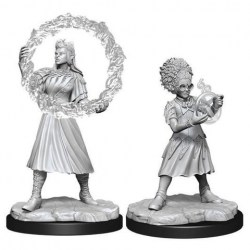 Magic: The Gathering Unpainted Miniatures: Wave 3 Rootha & Zimone в D&D и други RPG / D&D Миниатюри