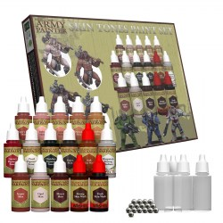 Army Painter -  Skin Tones Paint Set in Brushes, paints and more