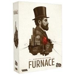Furnace (2021) Board Game
