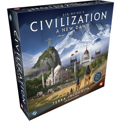Civilization: A New Dawn – Terra Incognita (2020) Board Game