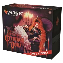 MTG: Innistrad: Crimson Vow Gift Bundle (8 Set boosters, 1 Collector booster) в Magic: the Gathering