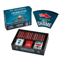 Exploding Kittens: Recipes for Disaster (2021) Board Game