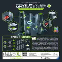 [Slightly damaged box, sealed] GraviTrax Pro Vertical Expansion (multilingual edition) in Gravitrax