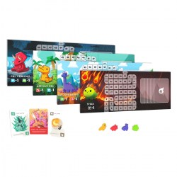 Happy Little Dinosaurs (2021) Board Game