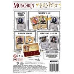 Munchkin: Harry Potter (2021) - настолна игра