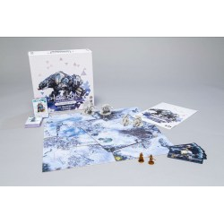 Horizon Zero Dawn: The Board Game – The Frozen Wilds Expansion (2021) Board Game