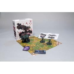Horizon Zero Dawn: The Board Game - The Heart of the Nora Expansion (2021)