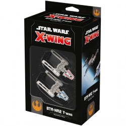 Star Wars: X-Wing Miniatures Game (Second Edition) - BTA-NR2 Y-Wing Expansion Pack in Star Wars: X-Wing