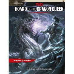 Dungeons & Dragons RPG 5th Edition: Tyranny of Dragons - Hoard of the Dragon Queen (D&D Adventure)