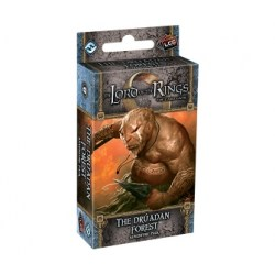 The Lord of the Rings LCG: Against the Shadow Cycle - The Drúadan Forest Adventure Pack