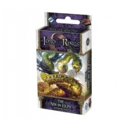 The Lord of the Rings LCG: The Ring-maker Cycle - The Nin-in-Eilph Adventure Pack Board Game
