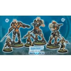 Tohaa: Gorgos Squad (Tohaa TAG box set) в Tohaa