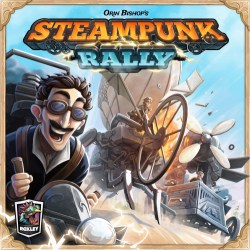 Steampunk Rally (2nd Edition) Board Game