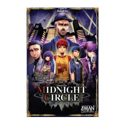 Tragedy Looper: Midnight Circle Expansion