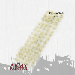 Army Painter Battlefield XP Series - Frozen Tuft Pack in Army Painter Terrain & Basing