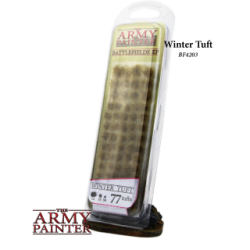 Army Painter Battlefield XP Series - Winter Tuft Pack in Brushes, paints and more