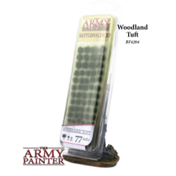 Army Painter Battlefield XP Series - Woodland Tuft Pack in Brushes, paints and more